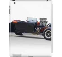 1927 Ford Roadster 'Evil's other Brother' iPad Case/Skin