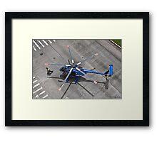Accident Investigation Framed Print