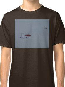 Flying The White Ensign @ Nowra Airshow 2008 Classic T-Shirt