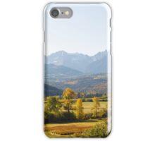 Rural Colorado iPhone Case/Skin