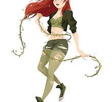 Poison Ivy by taryndraws