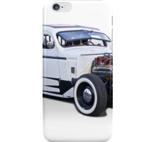 1946 Ford Pickup Truck 'Slightly Modified' iPhone Case/Skin
