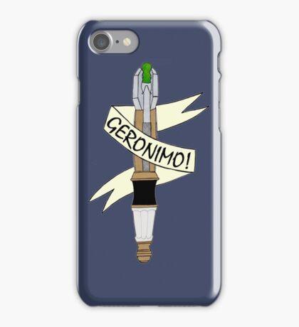 Sonic--Geronimo. iPhone Case/Skin