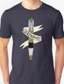 Sonic--Geronimo. T-Shirt