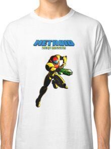 Metroid: Zero Mission Classic T-Shirt