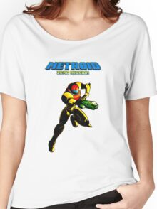 Metroid: Zero Mission Women's Relaxed Fit T-Shirt