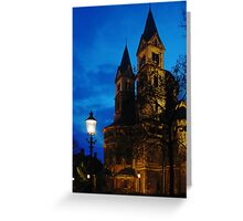 O.L.V.Munsterkerk, Roermond Greeting Card
