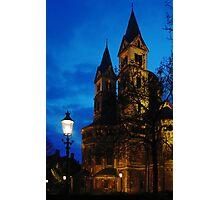 O.L.V.Munsterkerk, Roermond Photographic Print