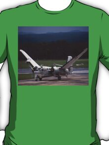 Grumman Tracker - Wings Folding - @ Nowra, Australia T-Shirt