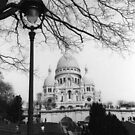 Sacre Couer by Violette Grosse