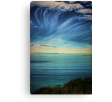 Pacific Skies Canvas Print