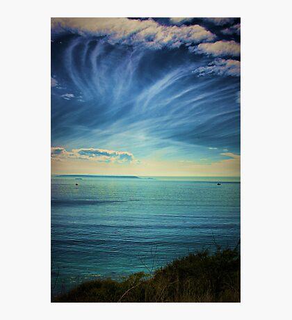 Pacific Skies Photographic Print