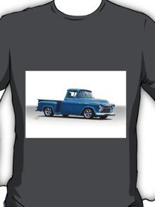 1957 Chevrolet 3100 Stepside Pickup I T-Shirt