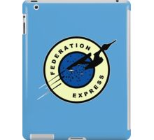 Federation Express TOC iPad Case/Skin
