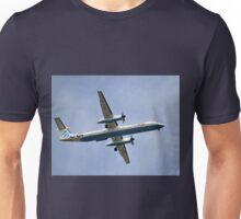 Flying In A Sea Of Blue ..............Devon UK Unisex T-Shirt
