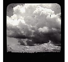 Stormy Days Photographic Print