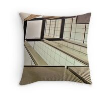 Corporate Ladder Throw Pillow