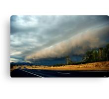 Stormfront  Canvas Print