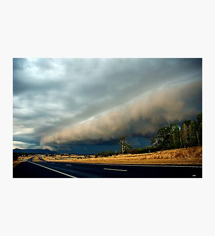 Stormfront  Photographic Print
