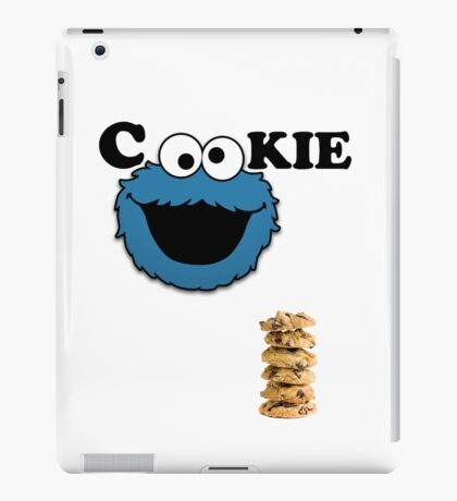 Cookie iPad Case/Skin