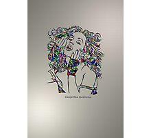 Christina Aguilera #1 Photographic Print