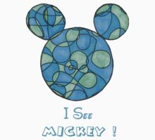 I SEE MICKEY ! by MatthewR2000