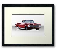 1959 Chevrolet El Camino  Framed Print