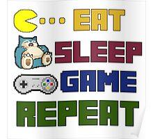 Gamer Life Poster