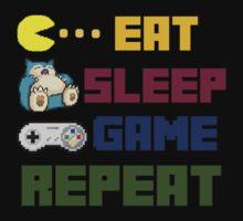 Gamer Life by Jenik