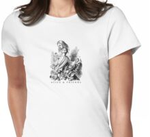 Alice & Friends Womens Fitted T-Shirt