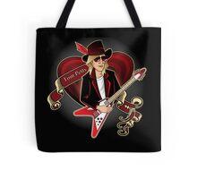 Tom Petty Portrait Tote Bag
