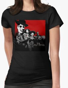 THE LOST TOYS Womens Fitted T-Shirt