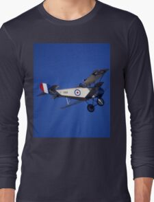 Nieuport Scout, RAAF Museum Air Pageant 2000, Victoria Long Sleeve T-Shirt