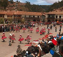Local Festival, Cusco, Peru by Martyn Baker | Martyn Baker Photography
