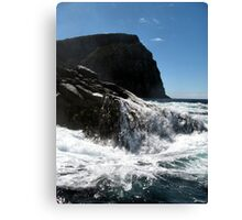 Coastal Bruny Island Canvas Print
