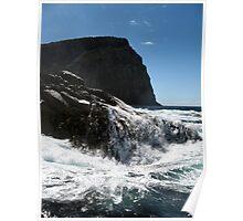 Coastal Bruny Island Poster