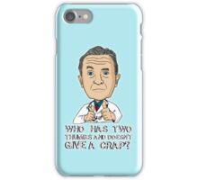 Scrubs Bob Kelso 2 iPhone Case/Skin