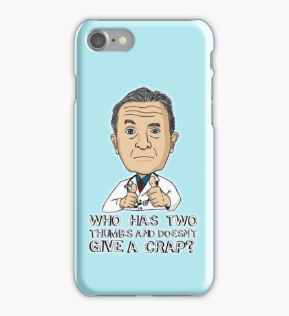 Scrubs Bob Kelso 2 iPhone Case/Skin