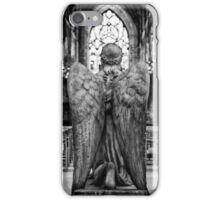 Get on your knees and pray! iPhone Case/Skin