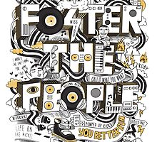 foster the people by gilankspahlevi