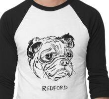 REDFORD Men's Baseball ¾ T-Shirt