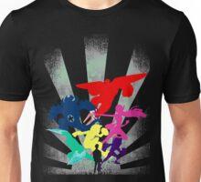 Big heroes Unisex T-Shirt
