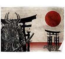 DnB Samurai Poster