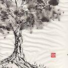 Lone Tree by Violette Grosse