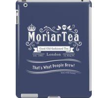 MoriarTea 2014 Edition (white) iPad Case/Skin