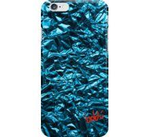Metallic Turquoise iPhone Case/Skin