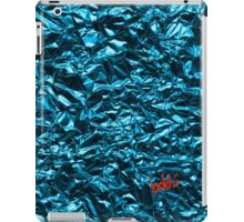 Metallic Turquoise iPad Case/Skin