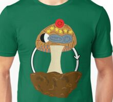 Shroom of the Refreshed Knight Unisex T-Shirt