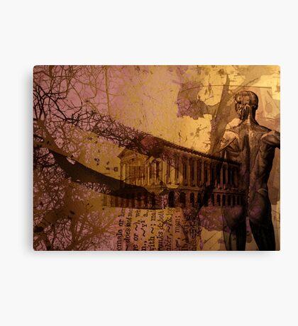 oedipus Canvas Print