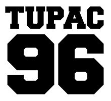 Tupac 96 by DOPEFLVR